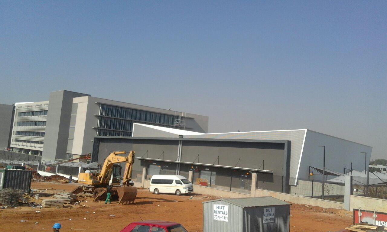 Bcx Head Offices For Murray Amp Roberts Fikile Construction